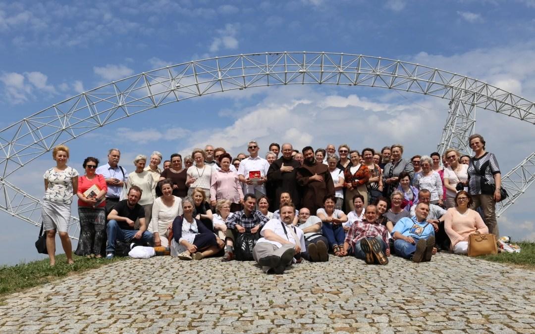 Spotkanie wspólnot OCDS prowincji warszawskiej zokazji 1050-lecia chrztu Polski