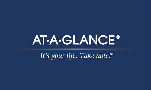 At-A-Glance logo with tagline. Used by permission.