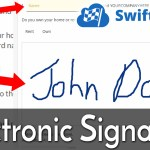 WordPress Electronic Signature Setup
