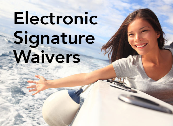 Electronic Signature Waivers