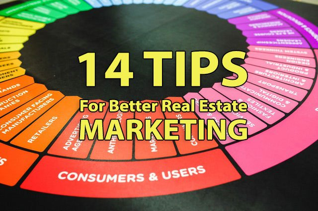 Real Estate Marketing: 14 Experts Share Their #1 Tips