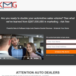 Landing Page Generator – Sales & Recruiting Automation