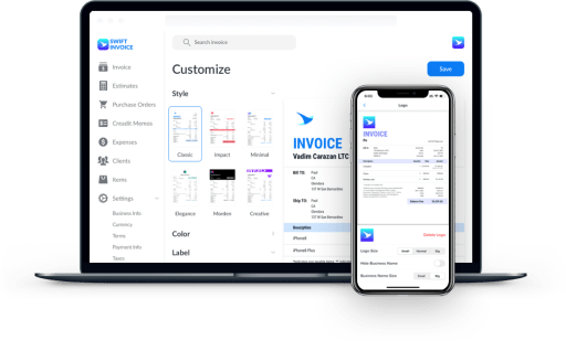 Invoice Generator for Small Business