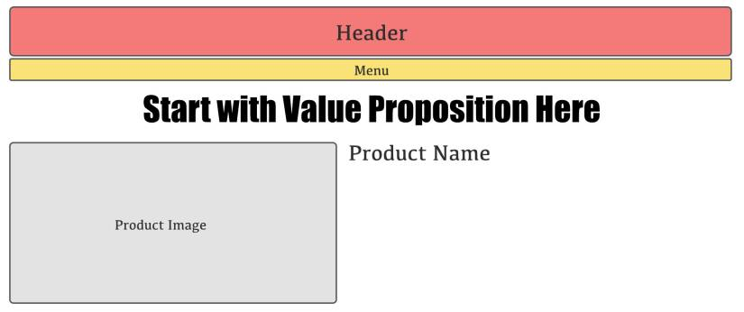 Where to start with your value proposition