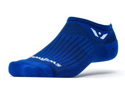 Swiftwick Aspire Zero Cobolt Blue