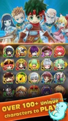 Heroes of Rune Story