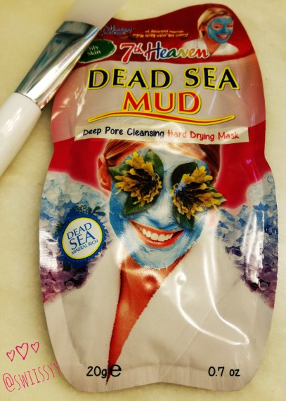 Dead Sea Mud MAsk - Celeiro- Swiissyy