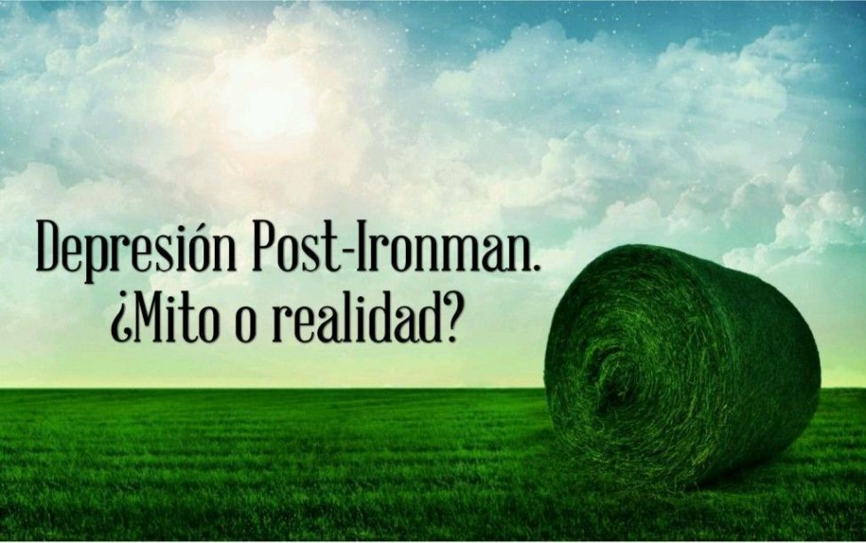 Depresion post Ironman