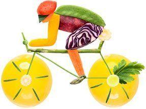 Bicicleta fruta