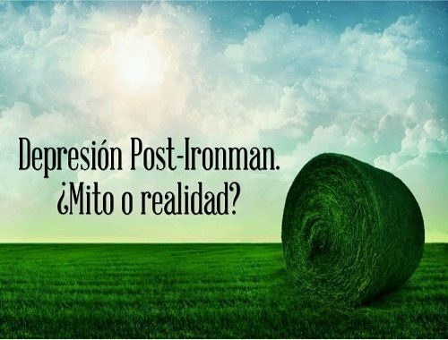 Depresion post Ironman