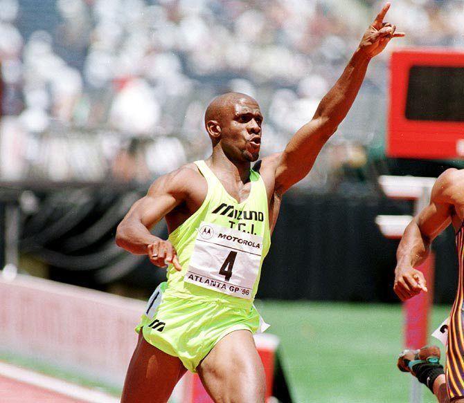 Doping Dennis Mitchell
