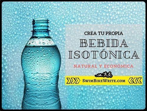 Bebida Isotonica