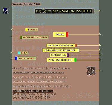 GII 1997 Home Page