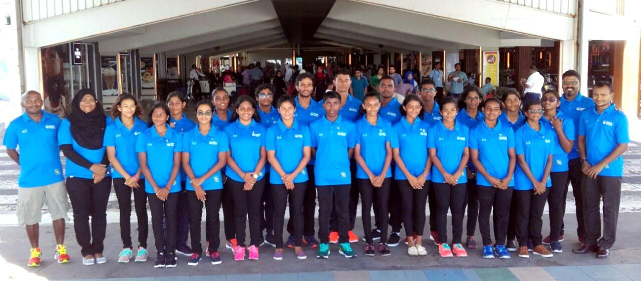 1st South Asian Aquatic Championships 2016