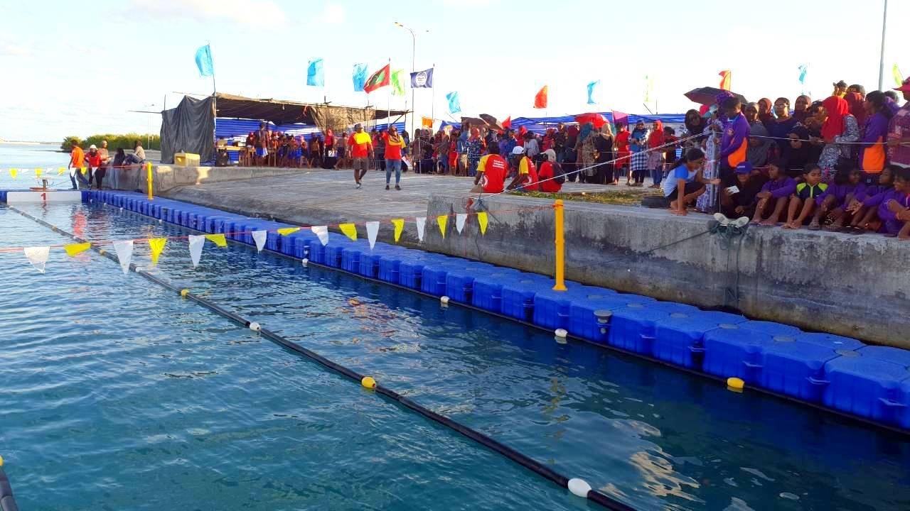 MACL Addu City 3rd Kid's Swimming Festival