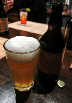 2017-03-10 - 79 - Floreale poured _chalet _500beers