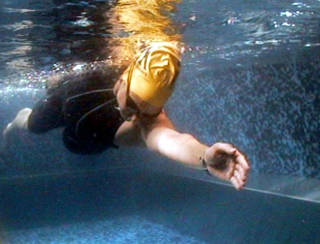Swim Drill – Freestyle – 3 Strokes and 10 kicks