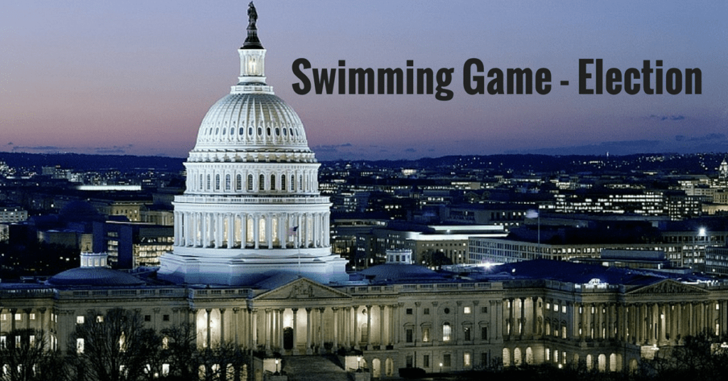 Swimming Game – Election