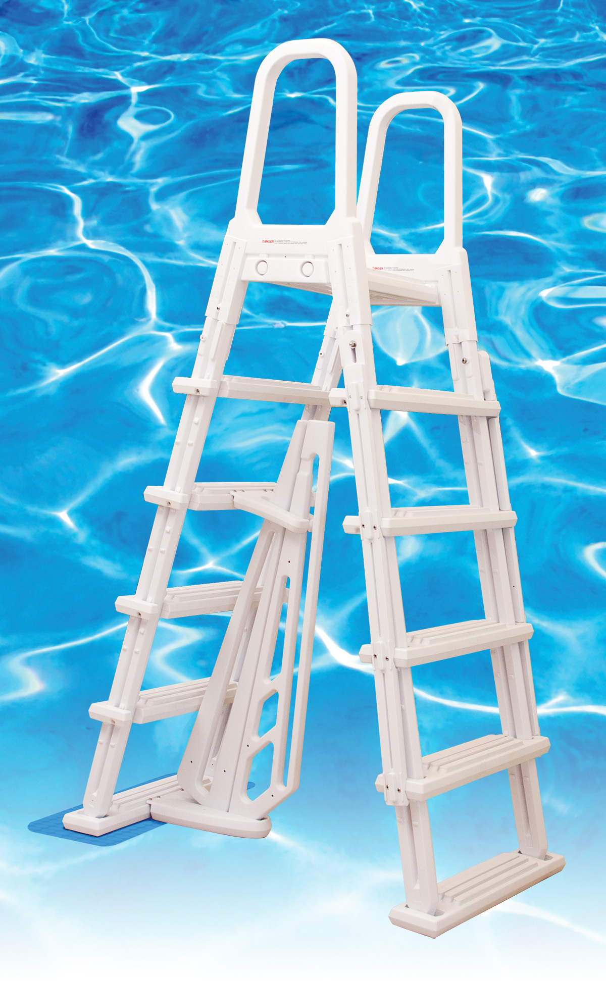 Steps Above Ground Pool Without Deck