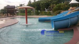 commercial swimming pool contractors
