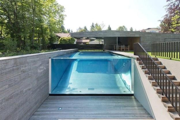 Prices of transparent swimming pools in nigeria