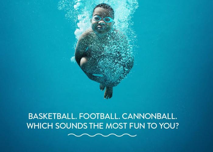 SwimToday Cannonball