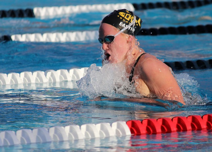 Ella Eastin Summer Nationals 2014