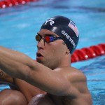 Matt Grevers Backstroke Start Summer Nationals 2014