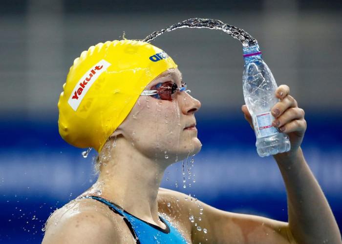 Sarah Sjostrom Doha 2014