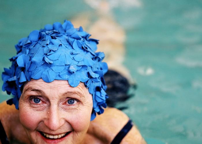 Senior Swimming