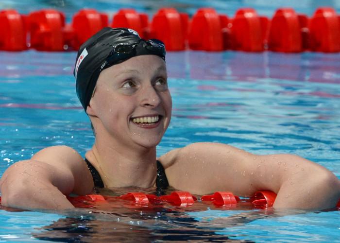 FINA World Championships Katie Ledecky