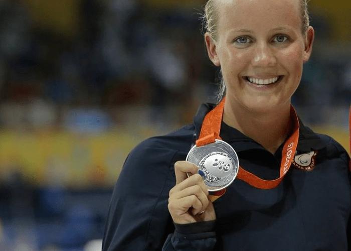Mallory Weggemann-silver-parapan-am-games