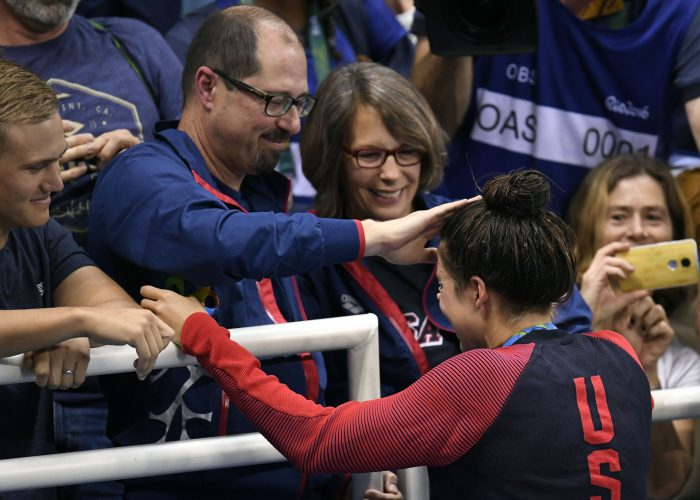 family-maya-dirado-post-medal-ceremony