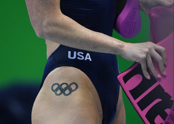 olympic-rings-tattoo-cammile-adams-usa-rio
