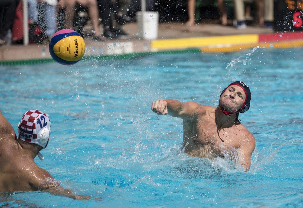 USA Water Polo - Tony Azevedo Retirement
