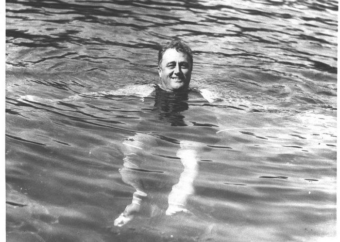 fdr-swimming