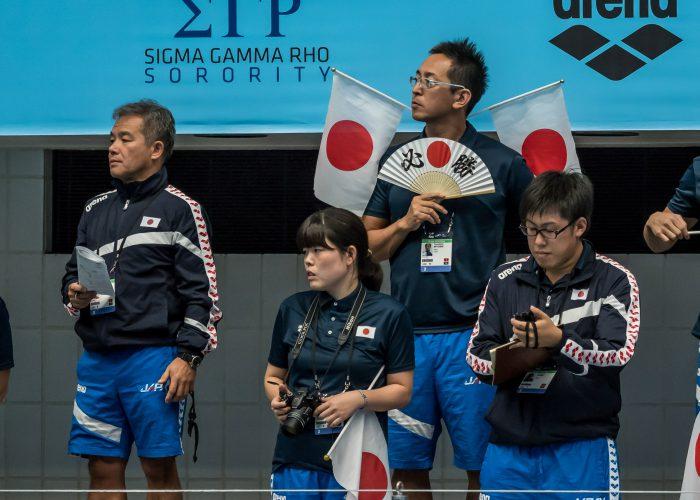 Команда-Япония-