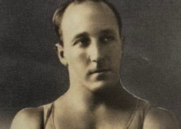 Cecil Healy portrait
