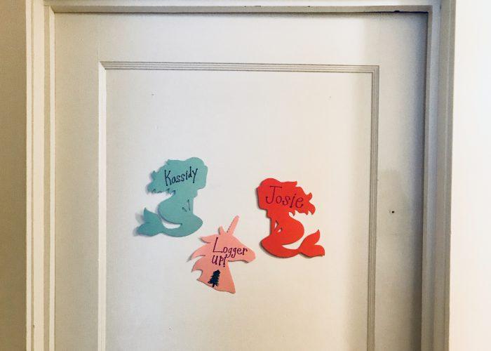 Mermaid-Door-Hangers
