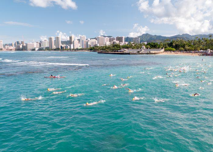 Open Water - Waikiki