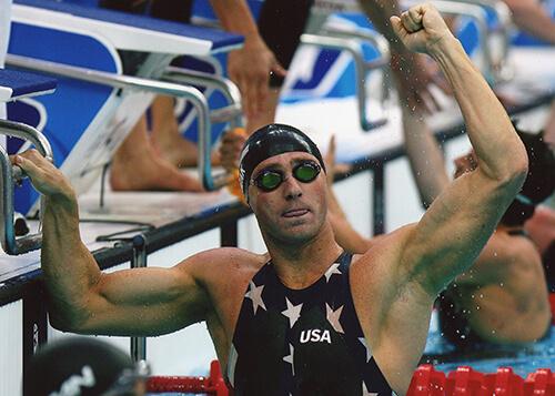Jason Lezak swimmer