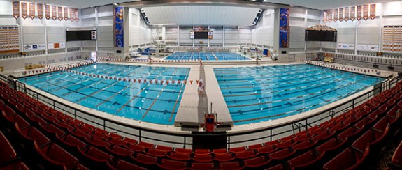 Jamail Texas Swimming Center at University of Texas