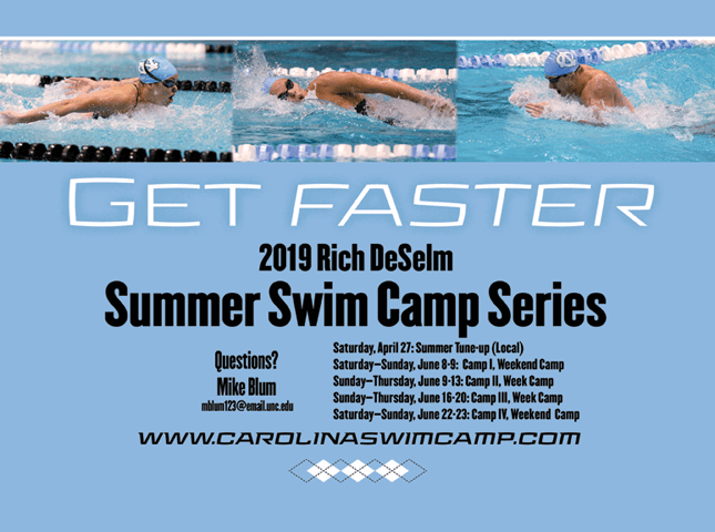 2019 Carolina Swim Camp