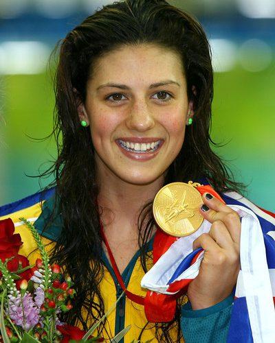 Stephanie Rice Olympian