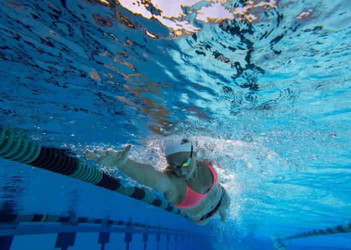 Underwater free