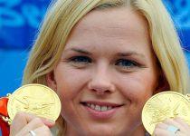 Britten Steffen two gold medals