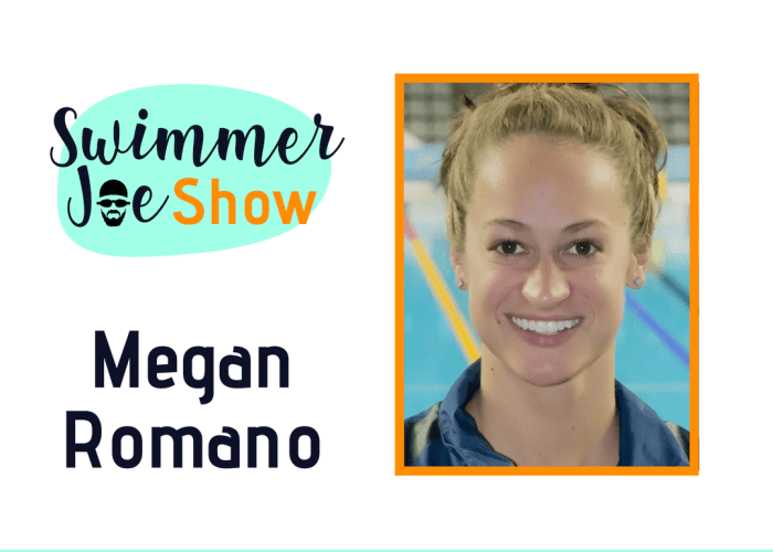 Megan Romano SW SwimmerJoe Show