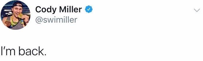 Cody-Miller-tweet