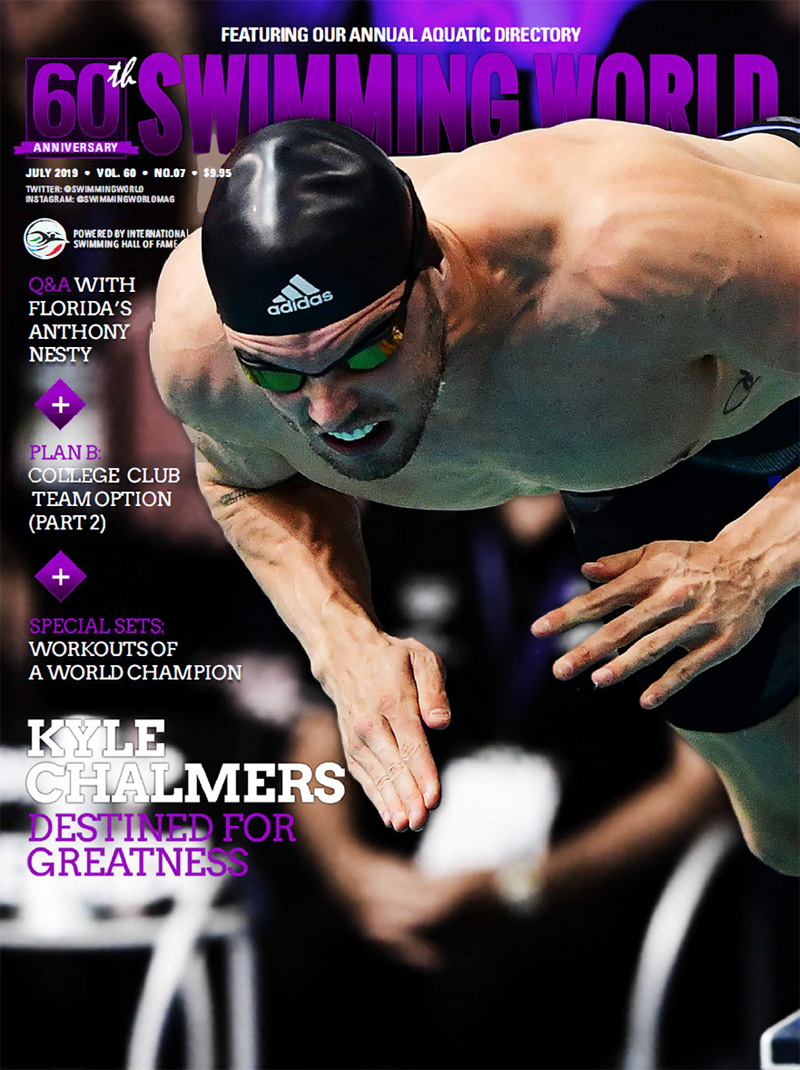 SW July 2019 Cover Kyle Chalmers