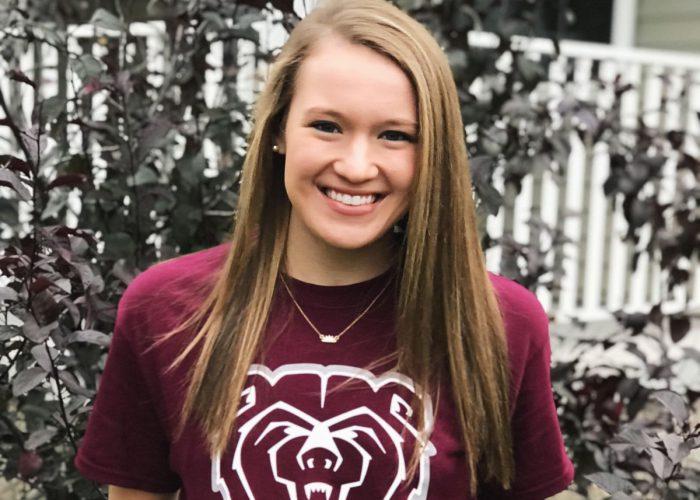 Anna Lucas Missouri State